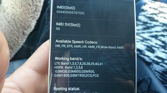 Sony Xperia C6 4