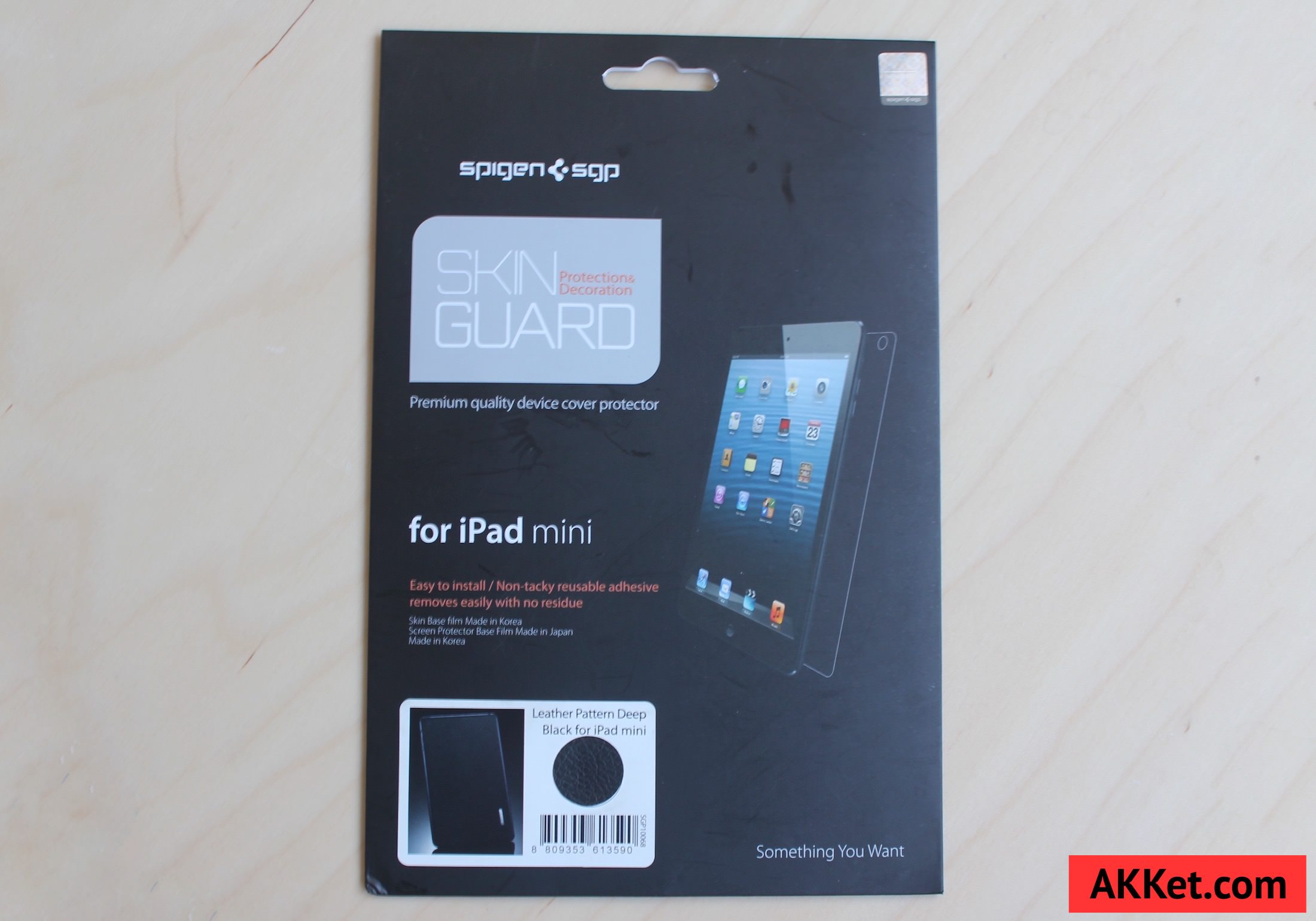 Spigen SGP SkinGuard iPad mini 4 review 2