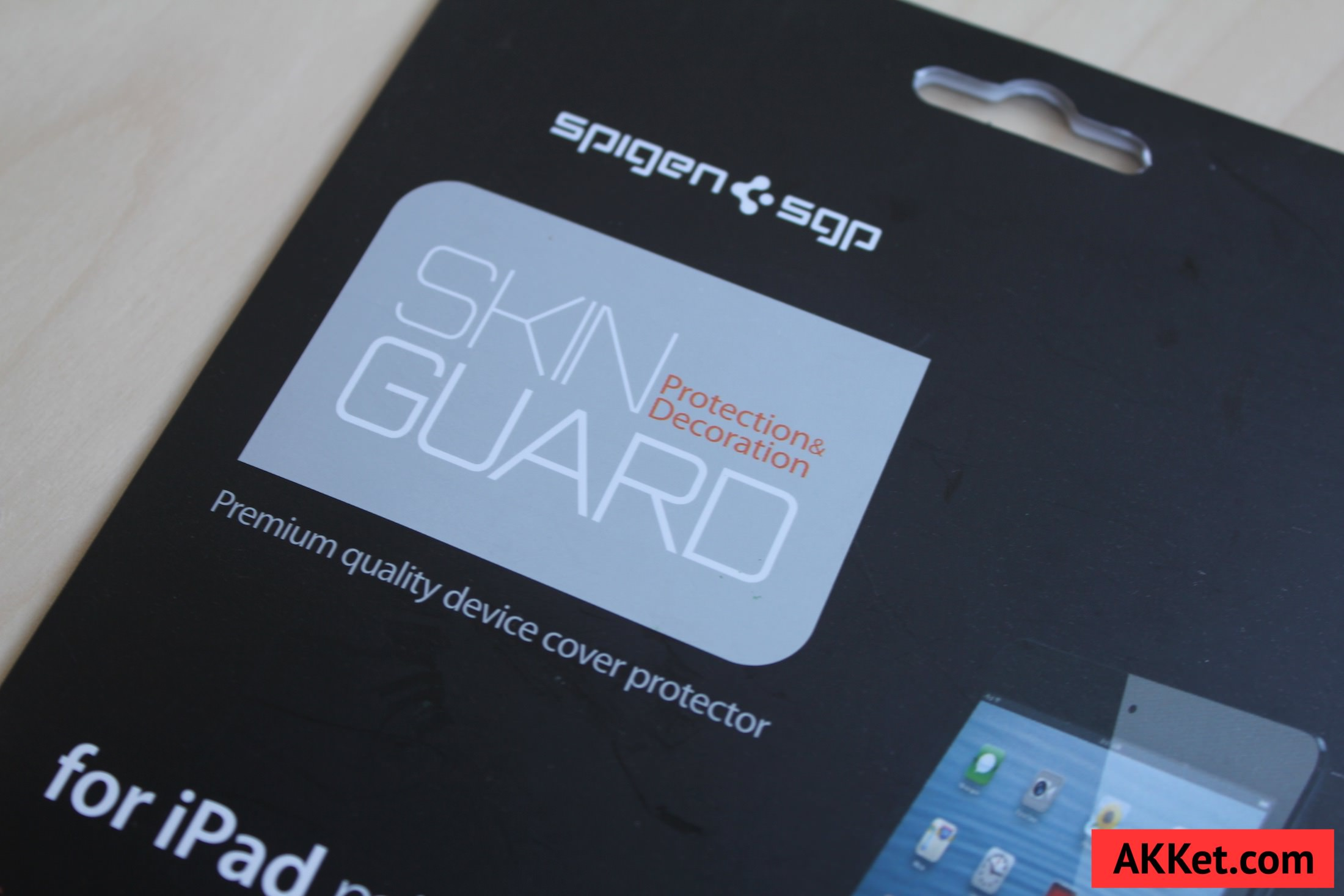 Spigen SGP SkinGuard iPad mini 4 review 6
