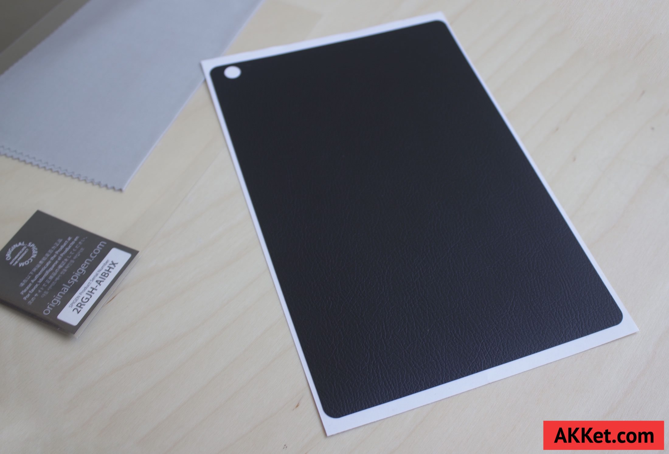 Spigen SGP SkinGuard iPad mini 4 review 9