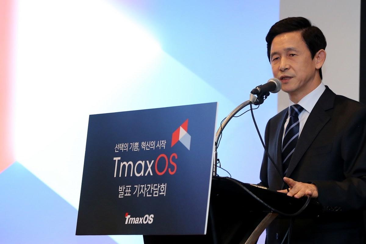 Операционная система TmaxOS умеет запускать приложения от Windows и iOS