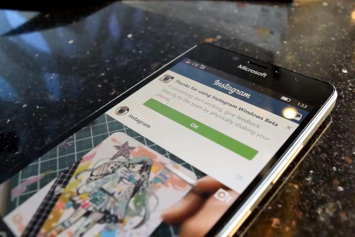 Новый клиент Instagram для Window 10 Mobile стал доступен для загрузки