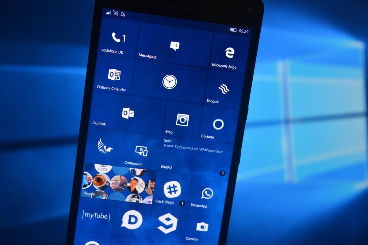 Microsoft назвала все смартфоны на Windows провалом