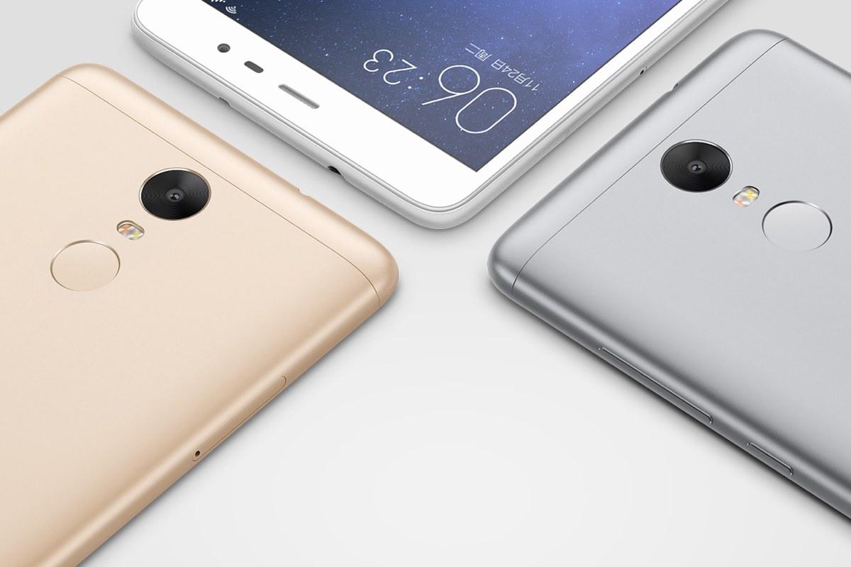 Xiaomi выпустила металлический смартфон Redmi 3 Pro