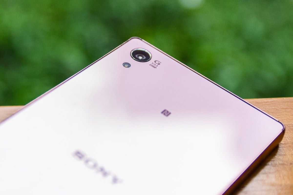 Sony начала продажи розового Xperia Z5 Premium в Европе и Азии
