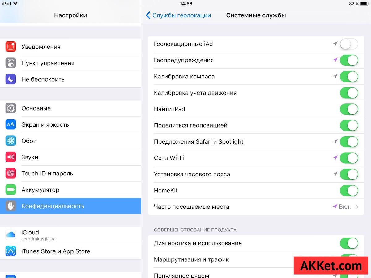 iAd Apple iPhone iPad 2