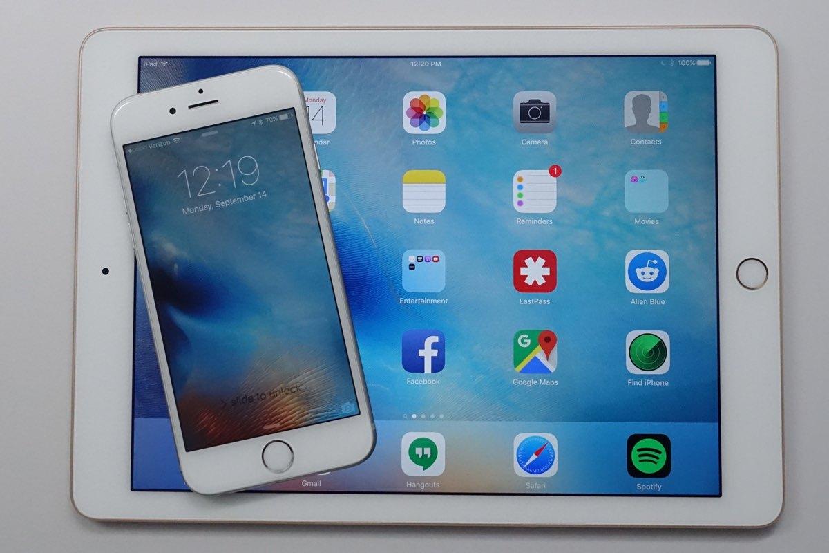 Apple перестала подписывать прошивку iOS 9.3