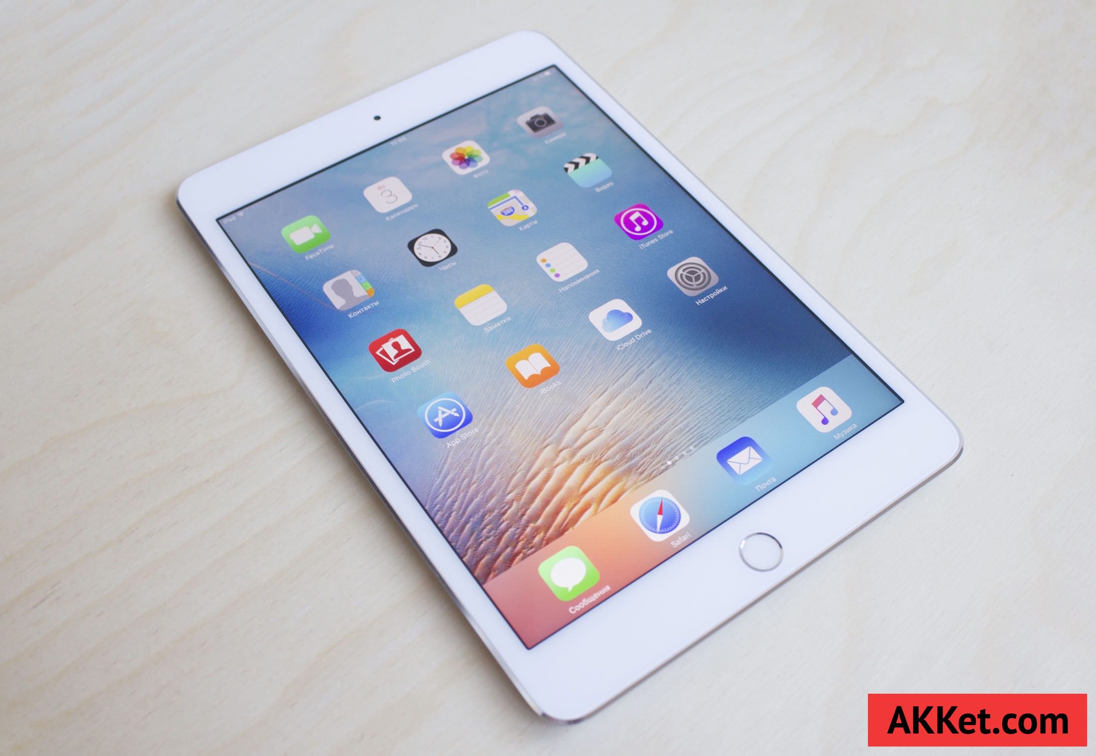 iPad mini 4 Full Review russia 1