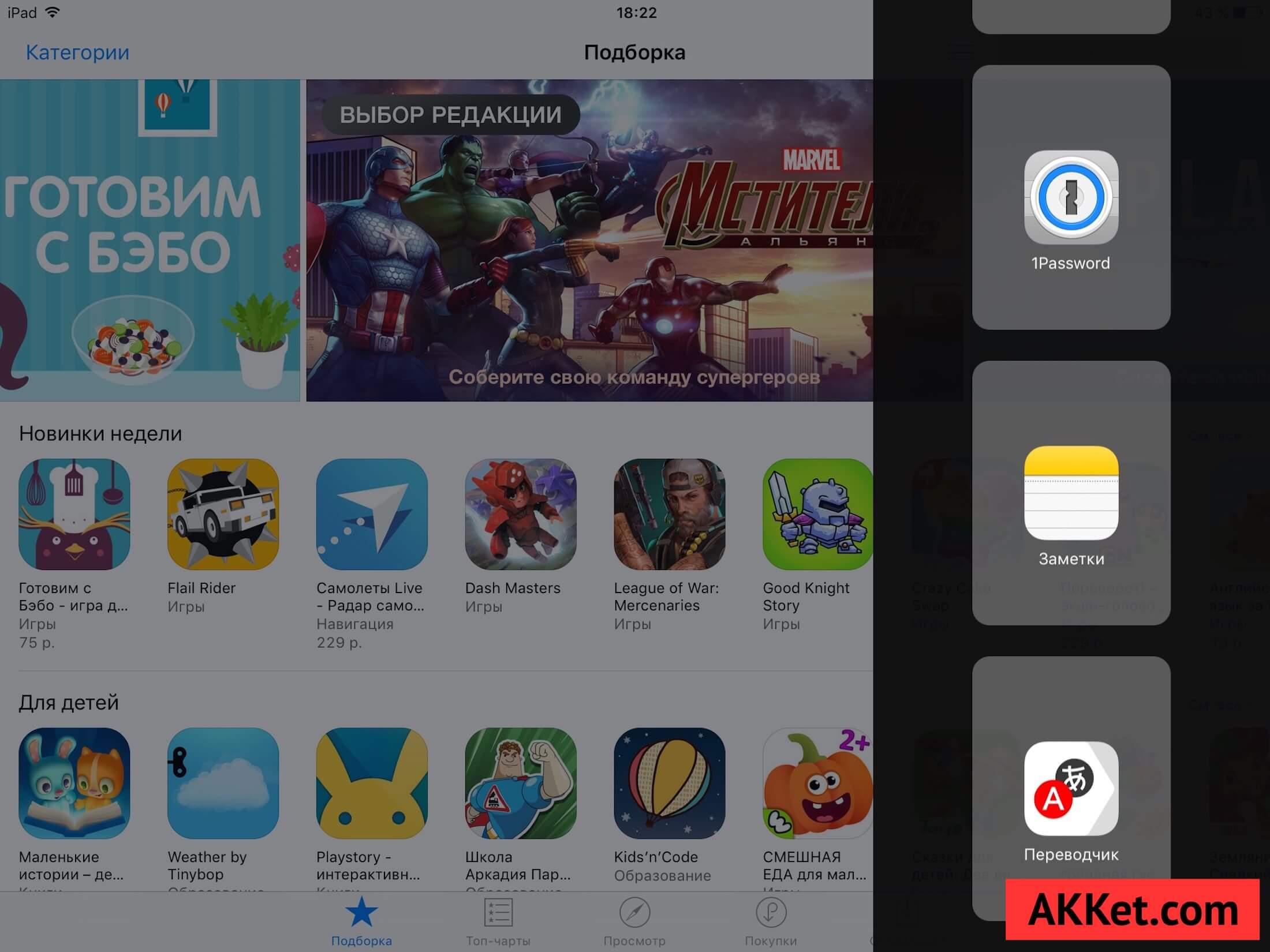 iPad mini 4 Full Review russia 8
