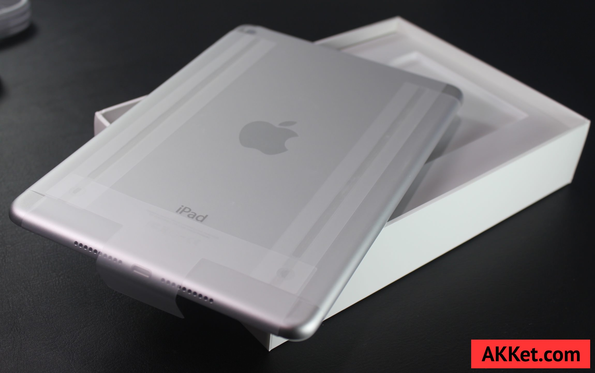 iPad mini 4 Review Russia unboxing 11