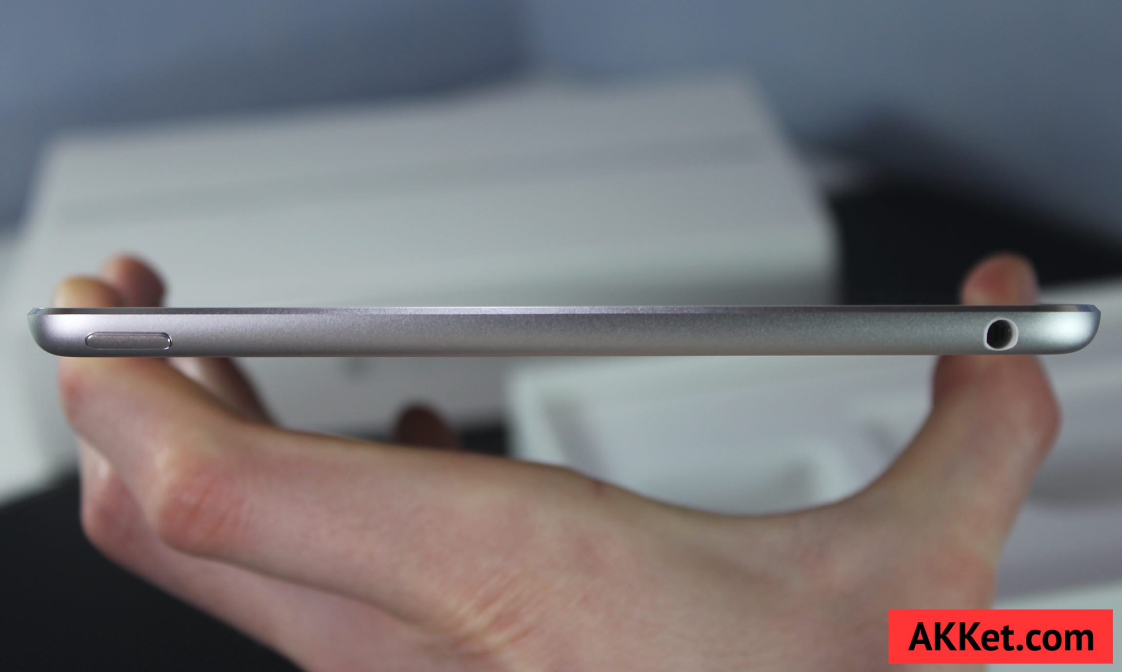 iPad mini 4 Review Russia unboxing 17