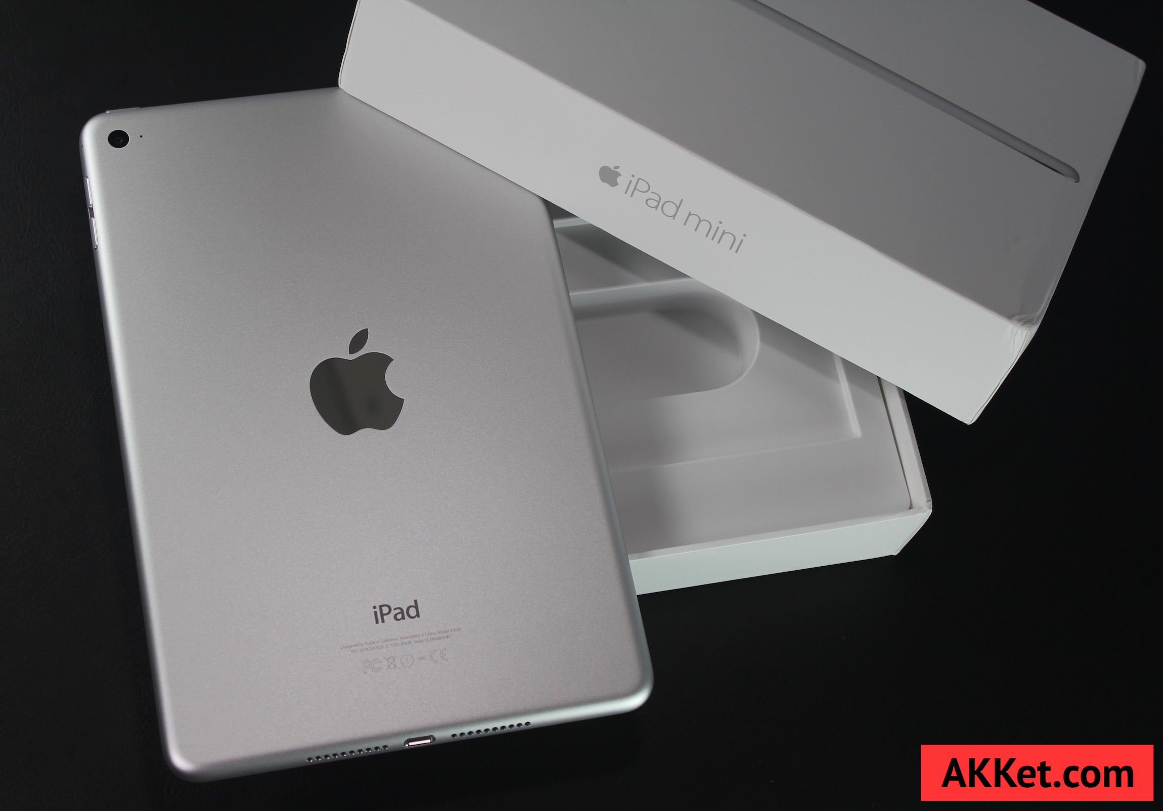 iPad mini 4 Review Russia unboxing