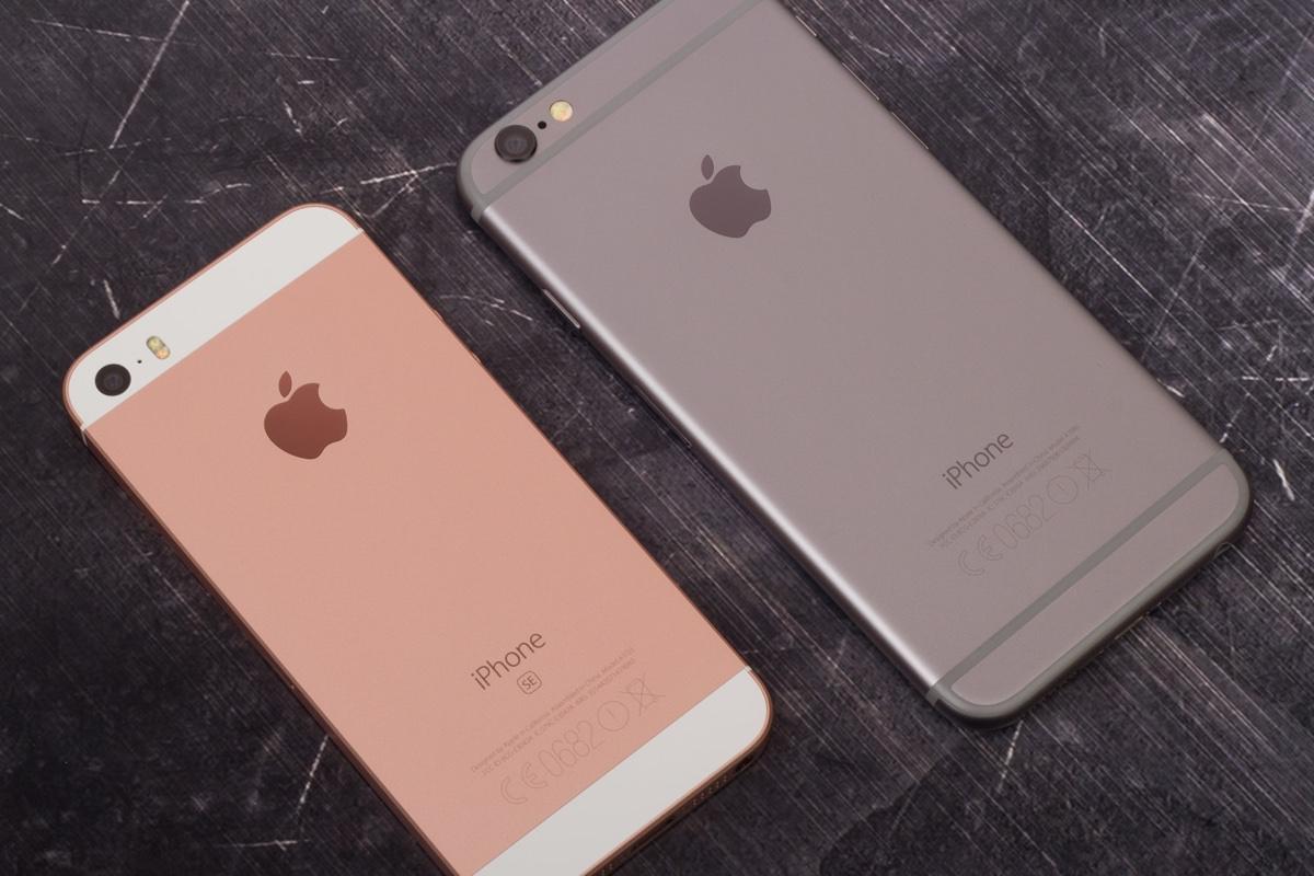 Доля iPhone на мировом рынке уменьшилась на 16.3%