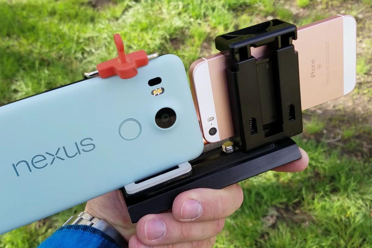 iPhone SE «сделал» Nexus 5X по качеству записи видео