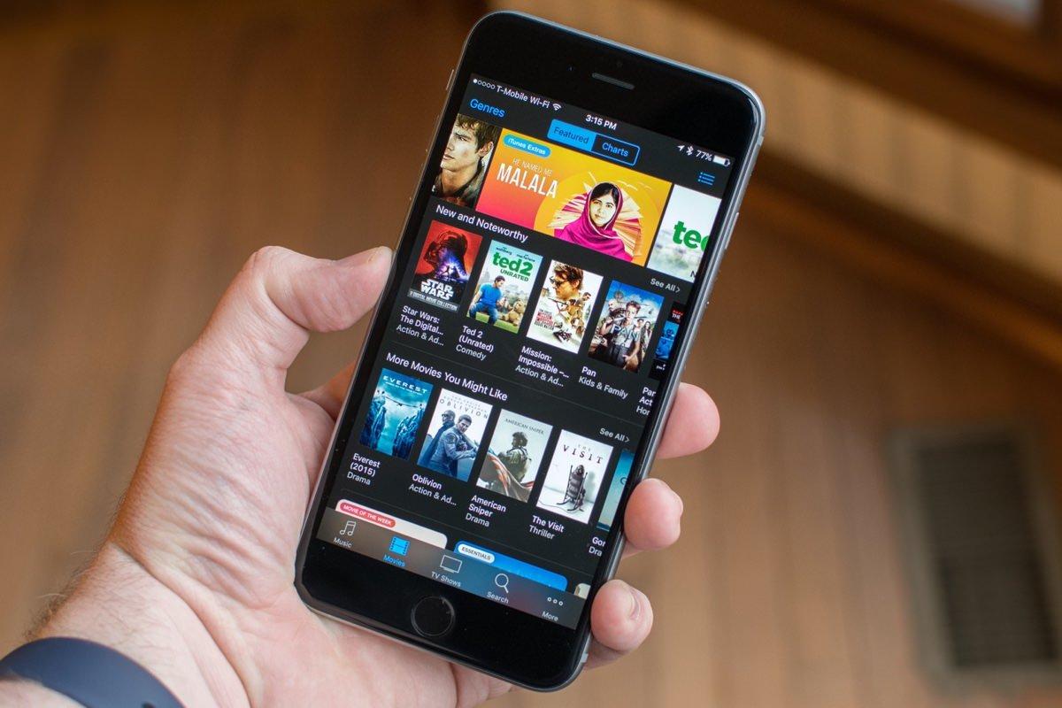 Власти Китая заблокировали доступ к магазинам iBooks и iTunes Movie