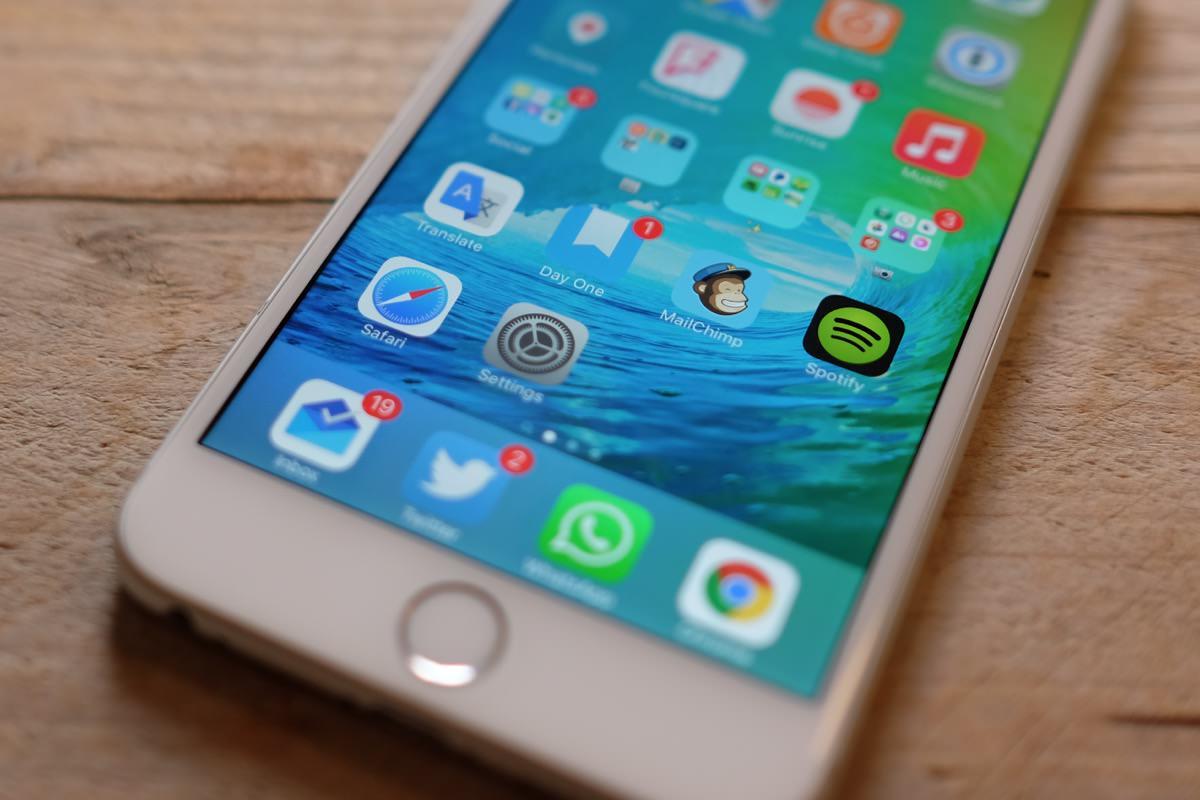 Стандартные приложения в iOS можно будет скрывать