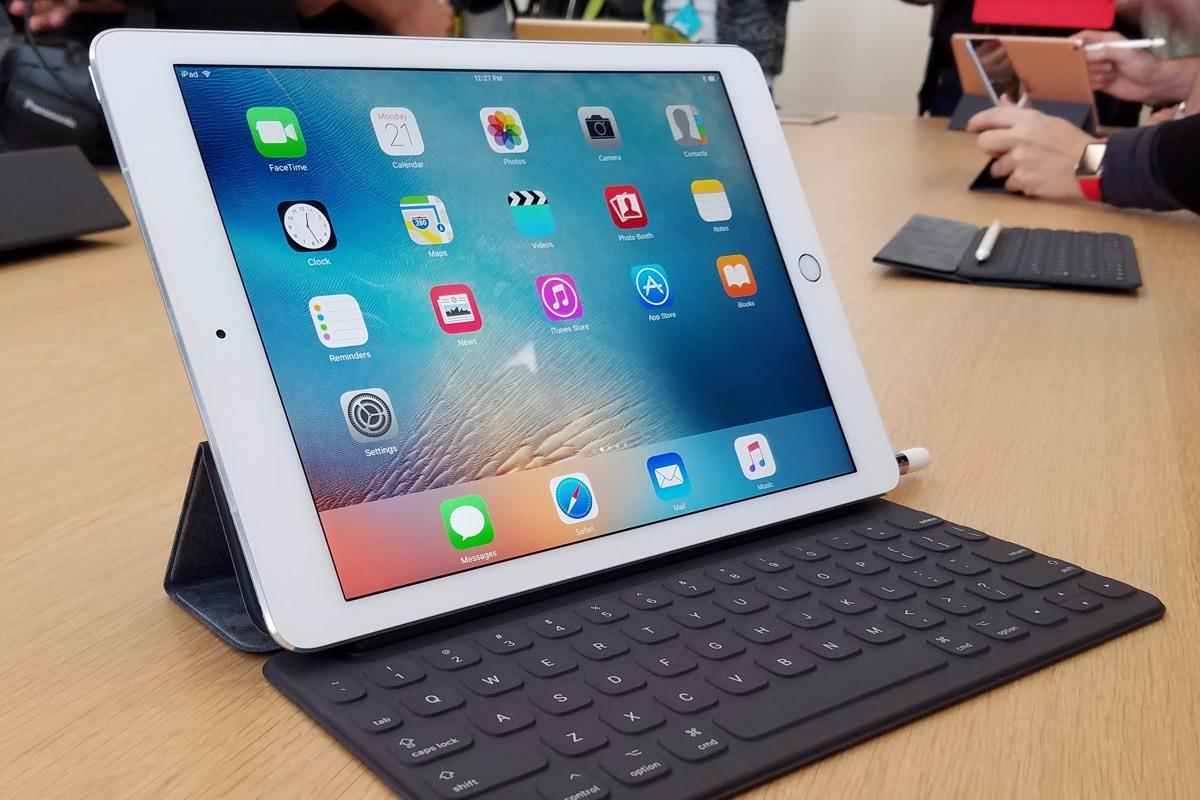 Дисплей iPad Pro 9,7 назван лучшим среди всех устройств Apple
