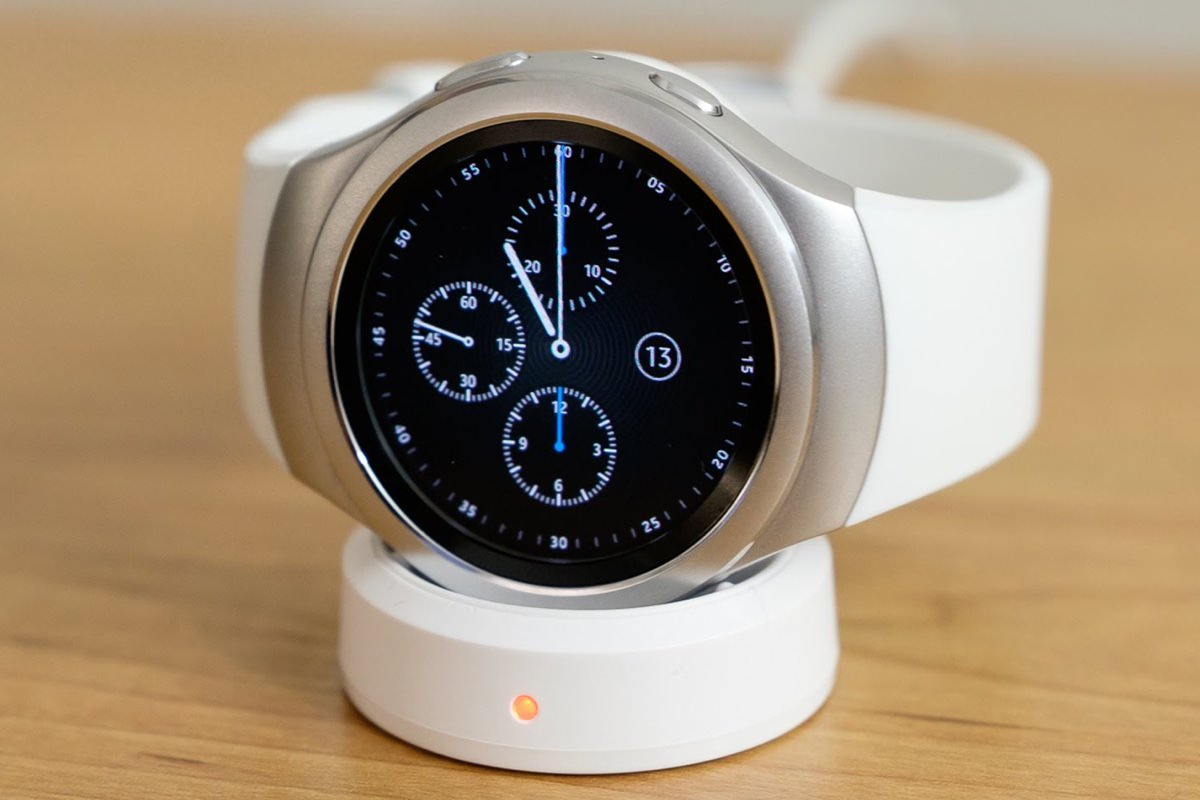 Снимки приложения Samsung Gear S2 для iOS