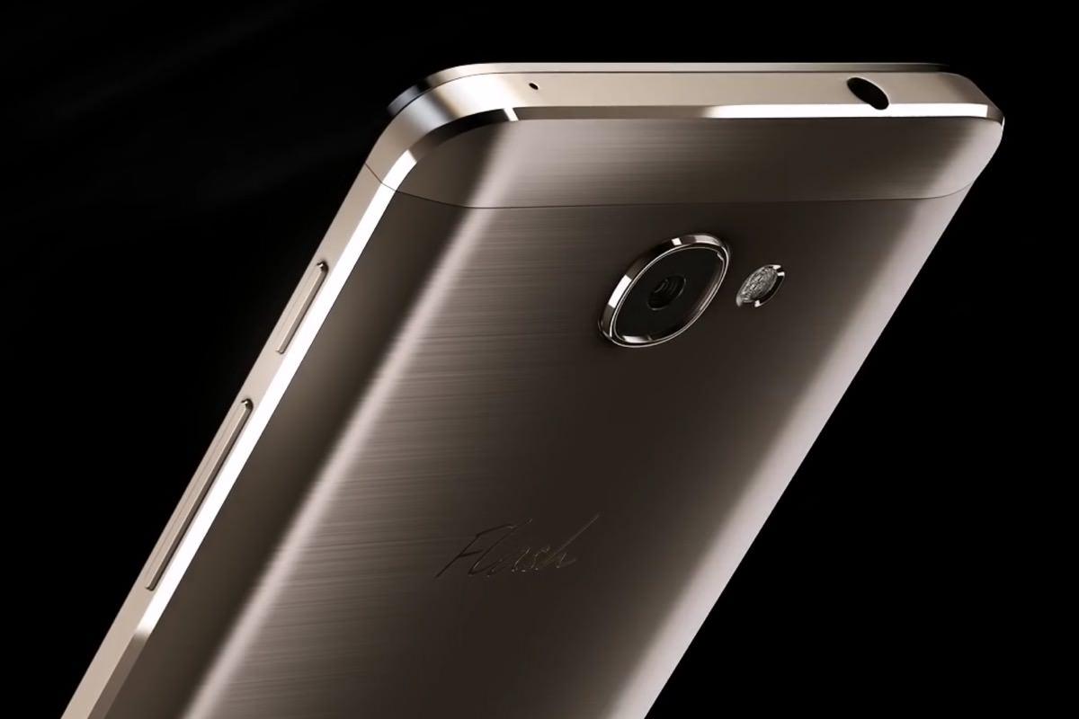 Alcatel Flash Plus 2 на Android 6.0 получил металлический корпус