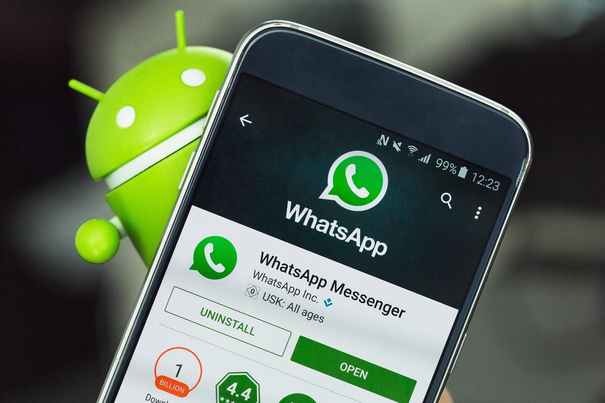 В WhatsApp начали тестировать функцию видеозвонков