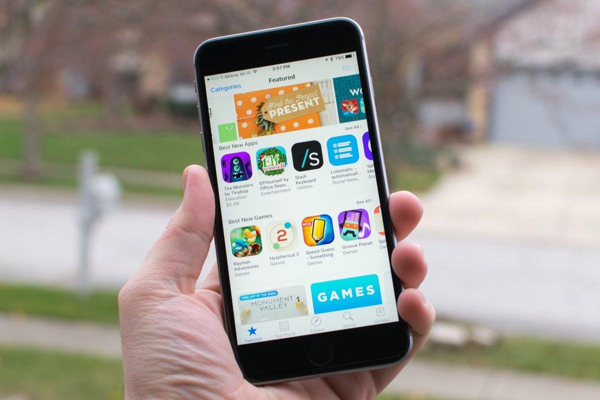 Работа магазина приложений App Store полностью восстановлена