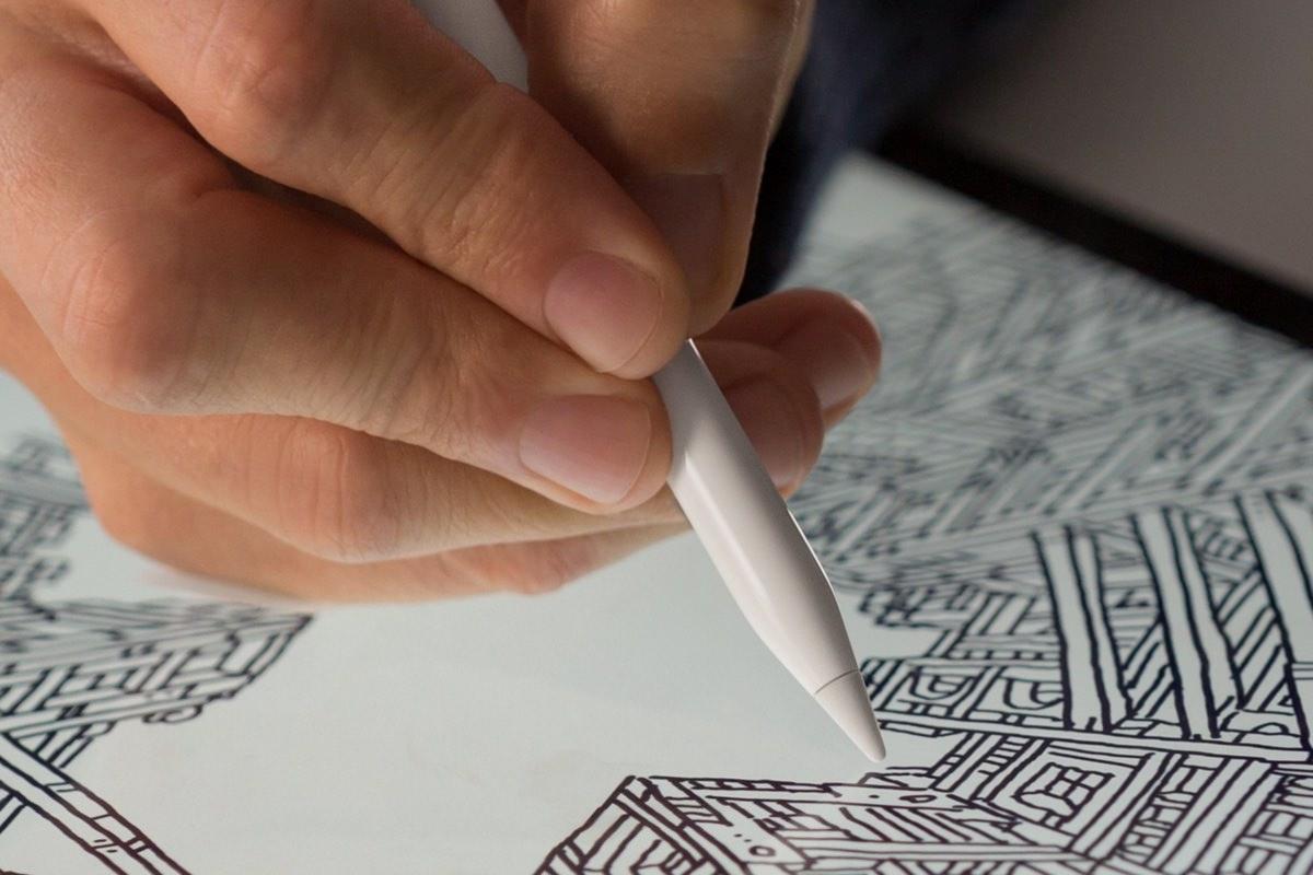 Первые подробности о стилусе Apple Pencil 2