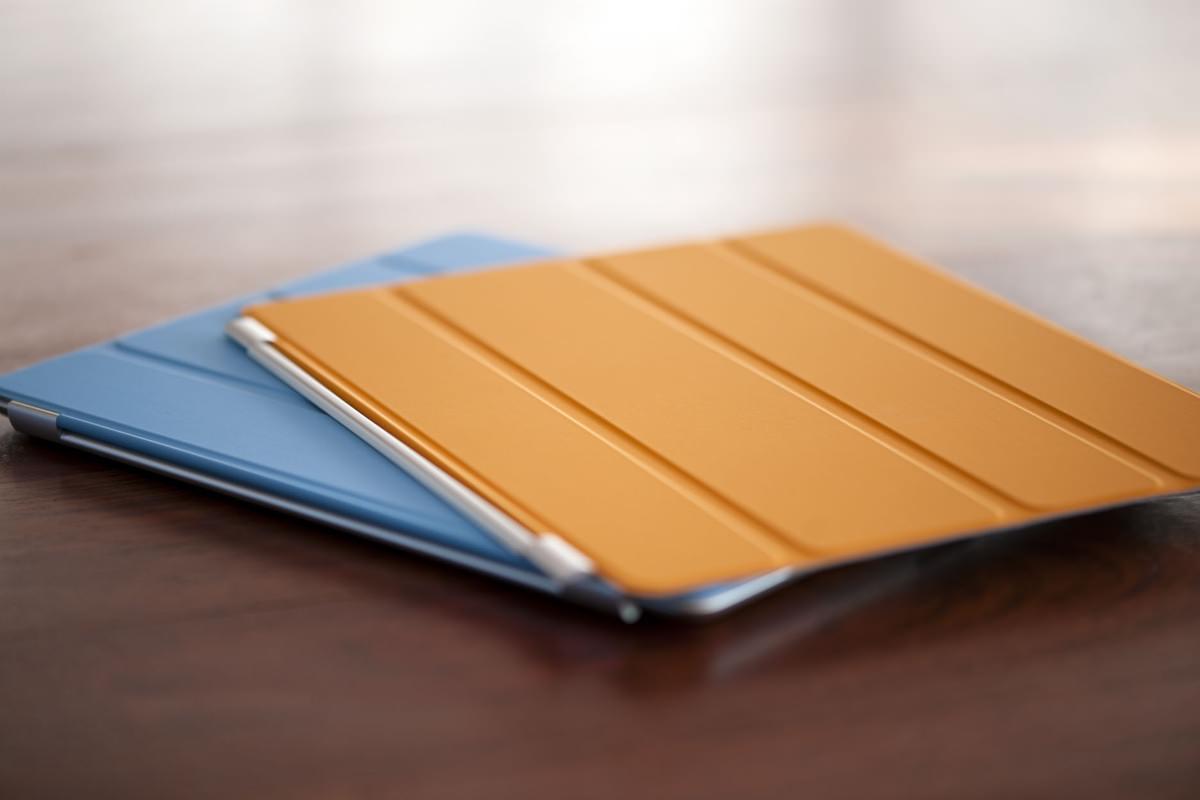 Apple запатентовала Smart Cover для iPad с гибким экраном