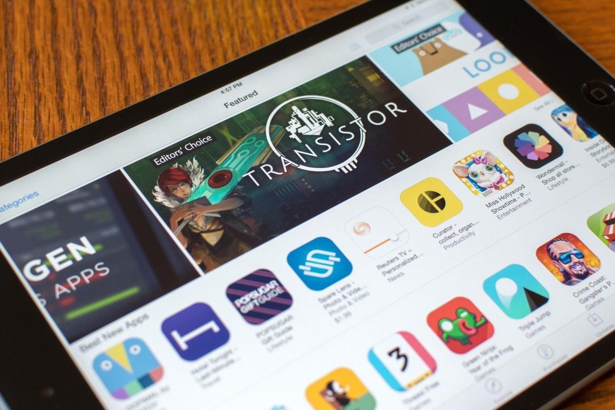 В магазине App Store произошел глобальный сбой