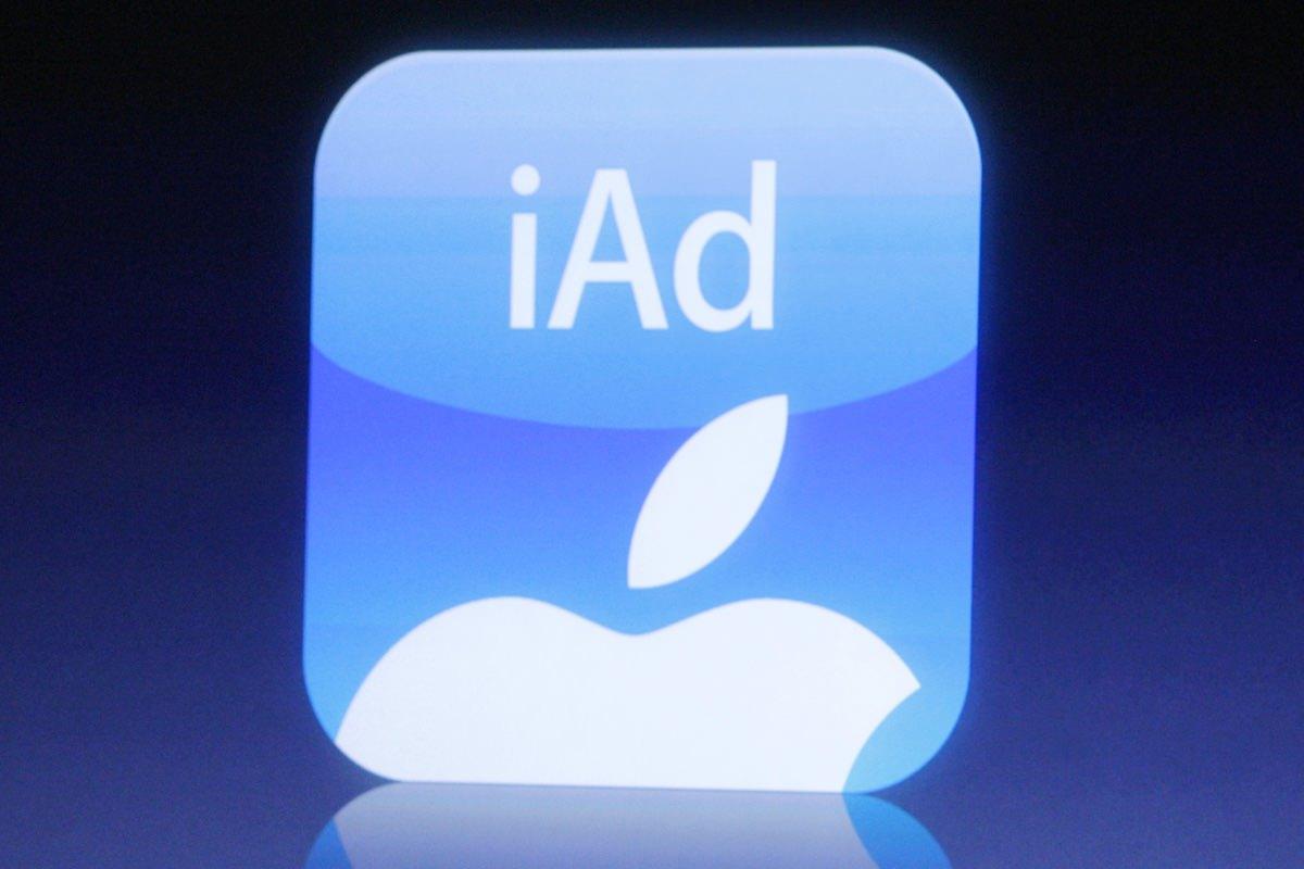 Рекламный сервис iAd прекратит свою работу 30 июня