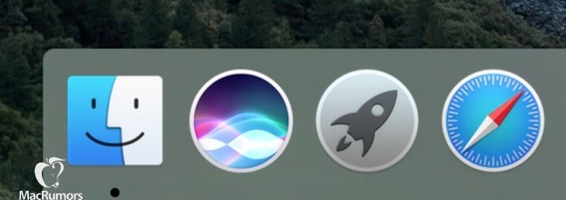 Apple iOS 9 macOS OS X Siri 2