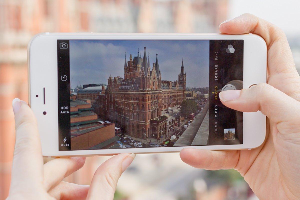 Apple получила два новых патента на 3D-камеры