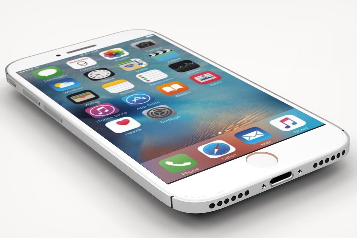 Толщина iPhone 7 останется на уровне iPhone 6s