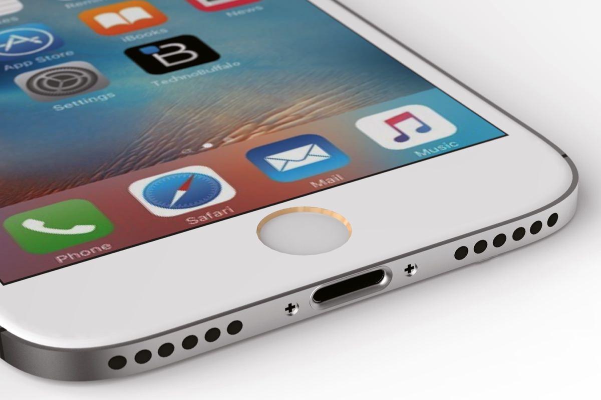 Свежая фотография демонстрирует iPhone 7 в серебристом цвете