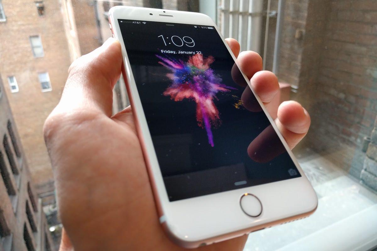 Снимки iPhone 7 и его упаковки попали в сеть
