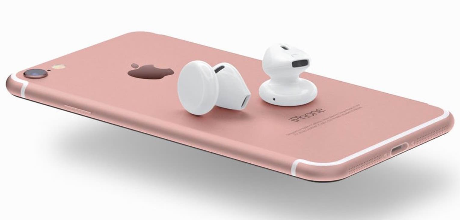 Apple iPhone 7 EarPods
