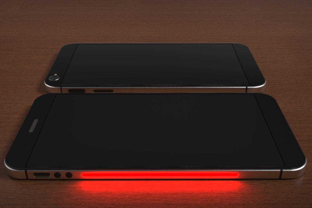 Корпус iPhone 8 будет выполнен из стекла