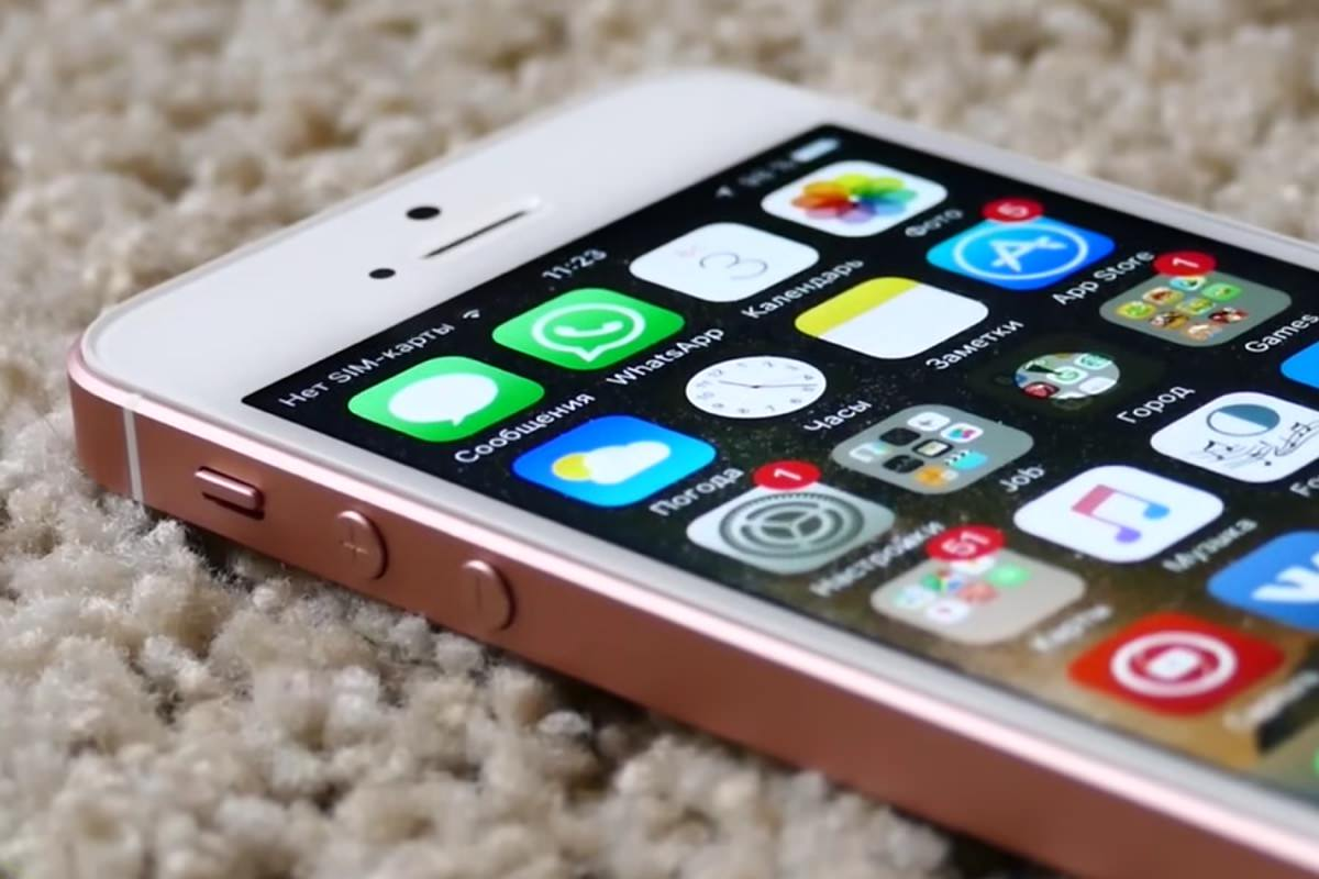 Обзор iPhone SE – «маленького» флагмана Apple и сравнение с iPhone 6s