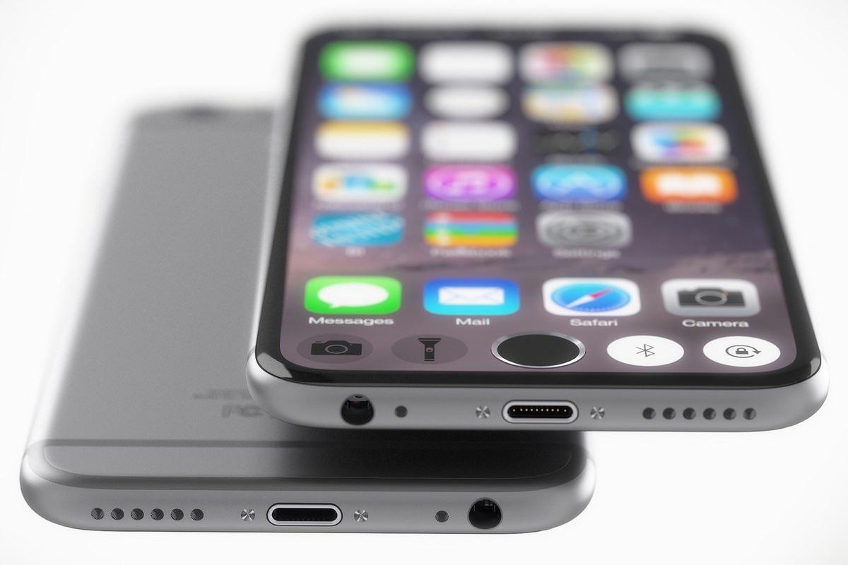 iPhone с дисплеем без боковых рамок увидит свет в 2017 году