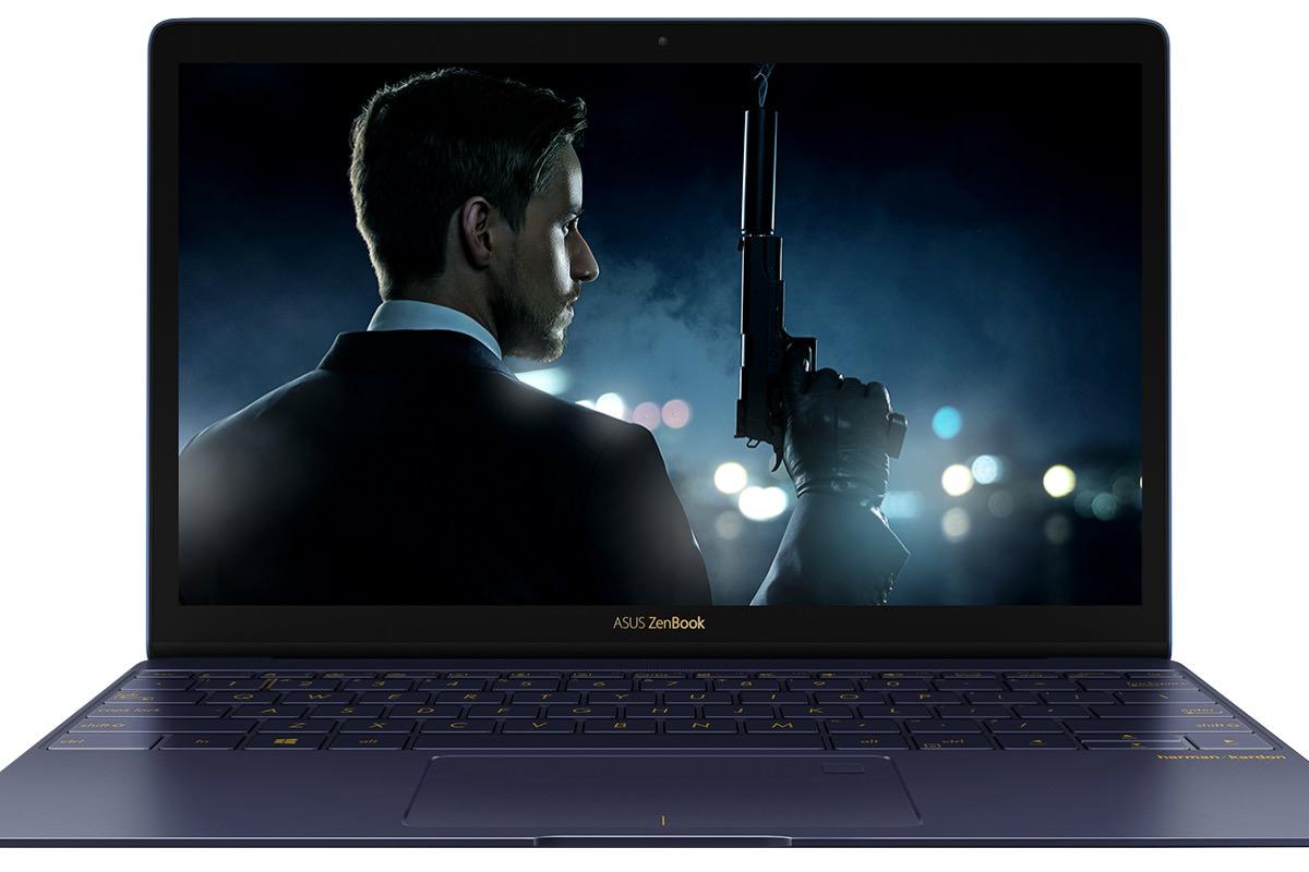 Ноутбук Asus ZenBook 3 составит достойную конкуренцию MacBook 12