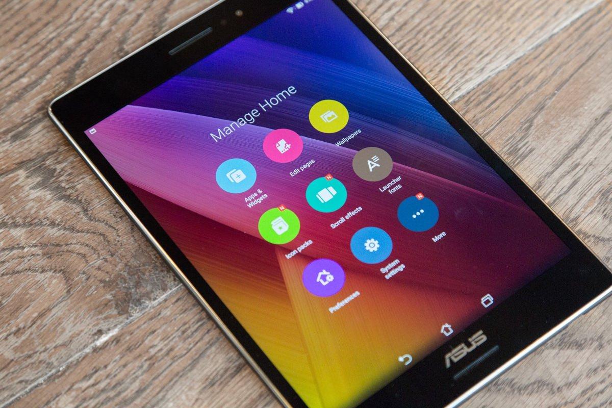 Asus готовится к презентации 8-дюймового планшета Zenpad Z8