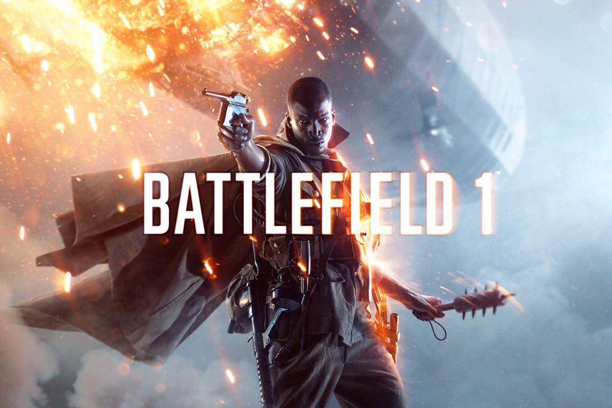 DICE представила игру Battlefield 1