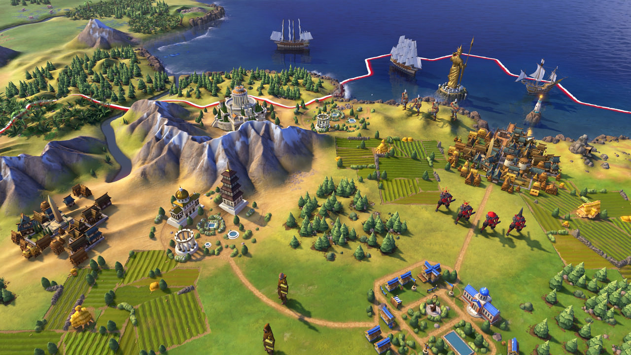 Civilization VI PC Mac 2