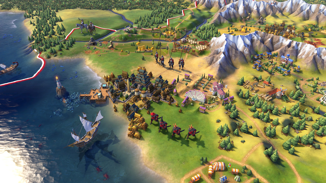 Civilization VI PC Mac 3