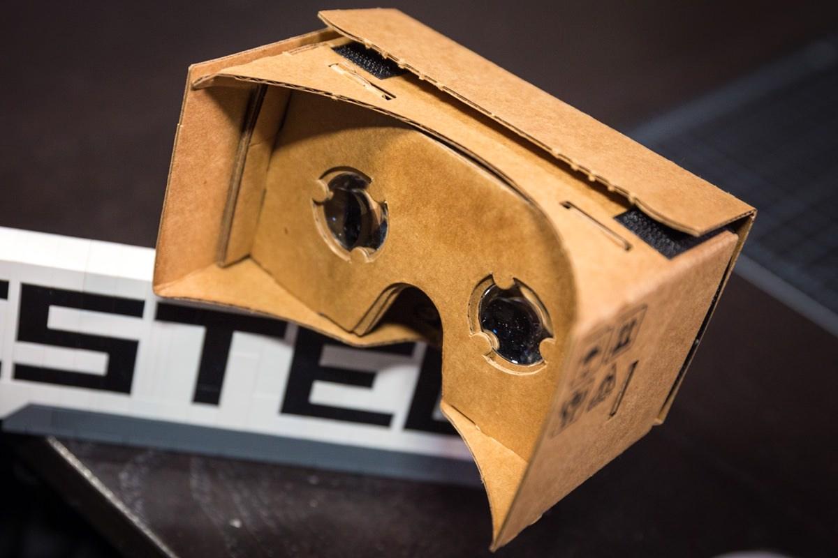На конференции Google I/O представят новый шлем виртуальной реальности Android VR