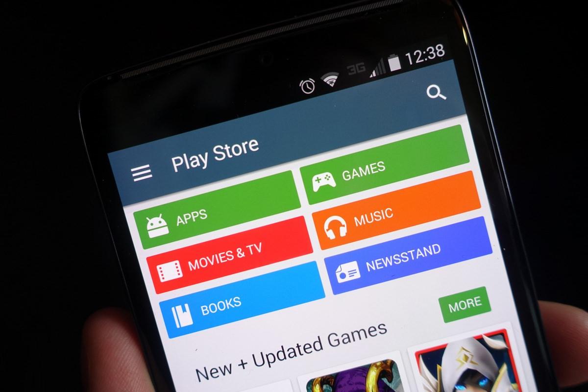 Google Play начал показывать размер обновлений для загрузки