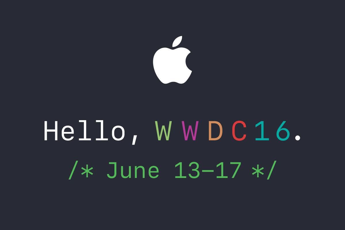 Apple начала рассылать покупателям билеты на WWDC 2016