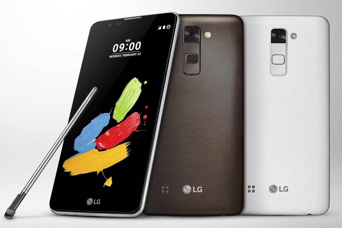Фаблет LG Stylus 2 Plus представлен официально