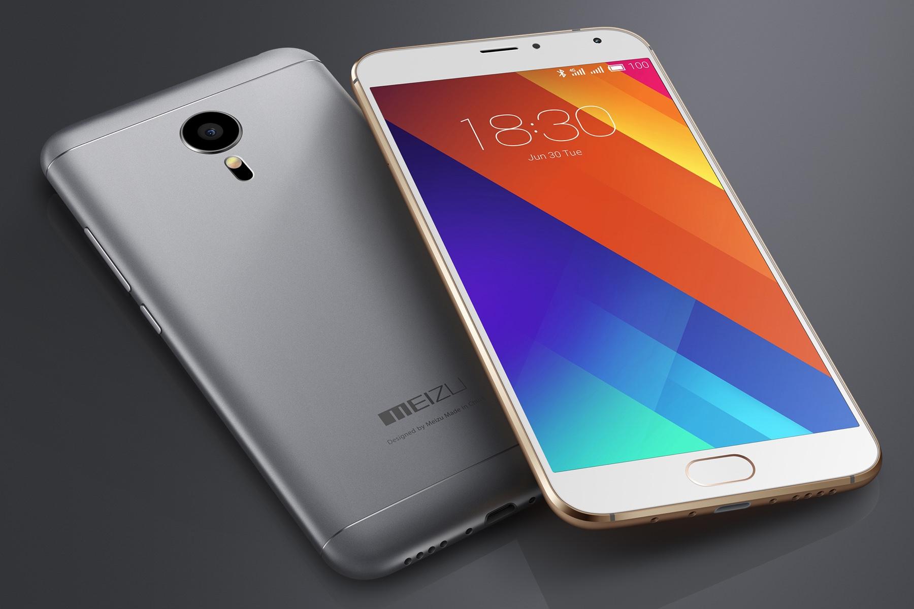 Смартфон Meizu MX6 будет продаваться в двух модификациях