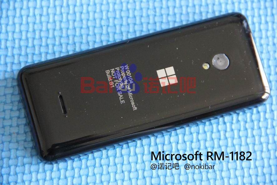 Microsoft B1 RM-1182