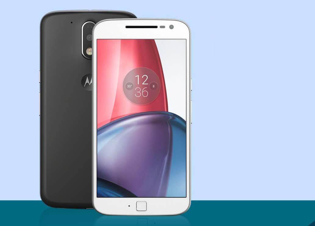 Motorola Moto G4 Plus 2